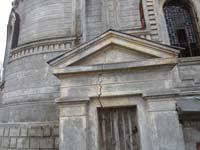 Строительно техническая экспертиза здания храма