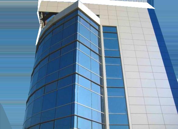 Обследованное здание
