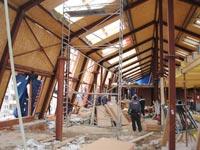 Инженерно-техническое обследование здания с мансардным этажом