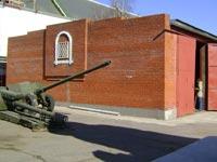 Обследование павильонов музея в г. Одинцово